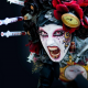 """Spectacular Body paint art in """"World Body Painting"""" festival"""